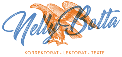 Nelly Botta – Texte, Textredaktion, Lektorat